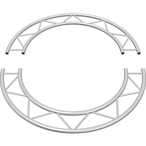 Global Truss Horizontal Truss Circle for F32 I-Beam Truss System (4.92')