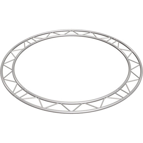 Global Truss Horizontal Truss Circle for F32 I-Beam Truss System (9.84')