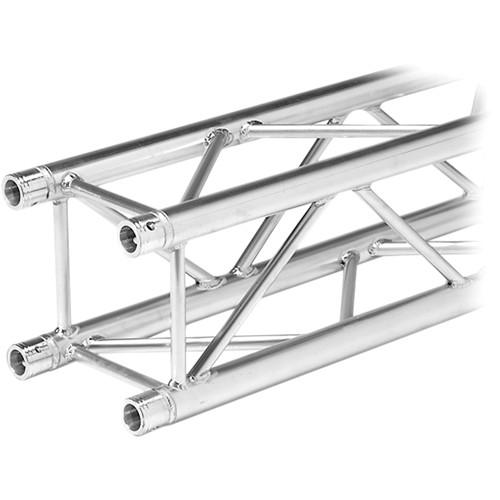 Global Truss 1.64' Straight Square Segment for F34 Square Truss (Aluminum)