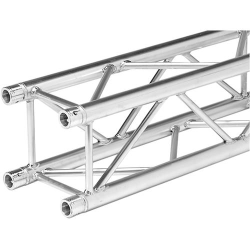 Global Truss 16.40' Straight Square Segment for F34 Square Truss (Aluminum)