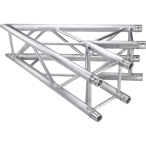 Global Truss SQ-4119 2-Way 45&deg F34 Square Truss Corner (Silver)
