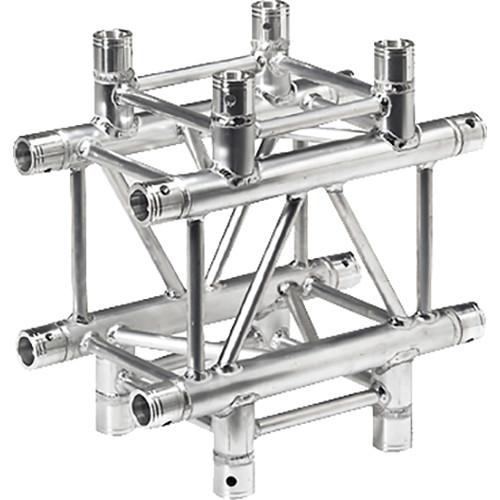 Global Truss 4-Way CrossJunction for F34 Square Truss