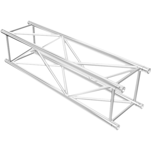 Global Truss Straight Segment for F44P Square Truss System (3.28')