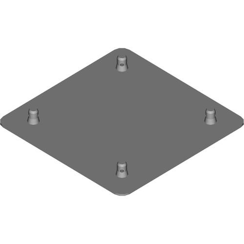 """Global Truss 16 x 16"""" Aluminum Truss Base Plate"""