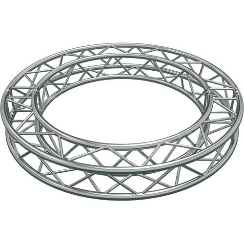 Global Truss Circular Segment for F34 Square Truss System (19.68')