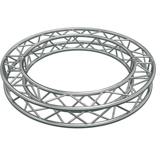 Global Truss Circular Segment for F34 Square Truss System (22.96')