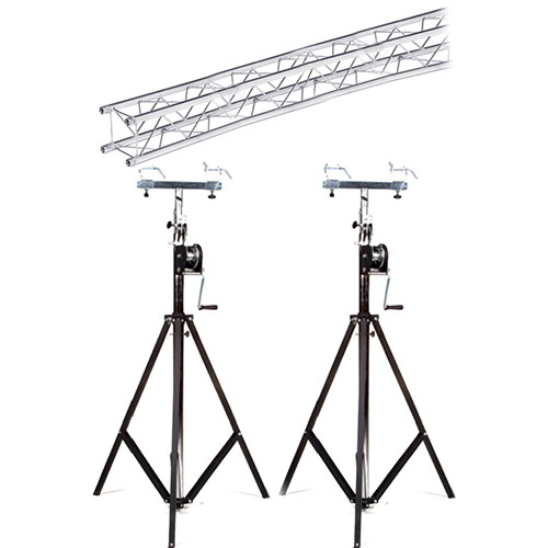 Global Truss SQ-CP1 Square Truss Crank Package