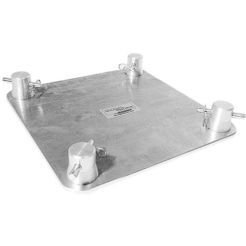 Global Truss SQ-F24 Base Plate for F24 Square Truss