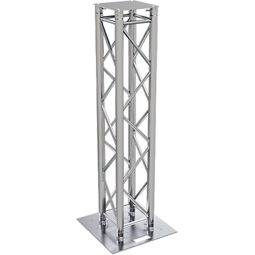 Global Truss F34 Square Truss Totem 1.5A Kit with Cover (4.92')