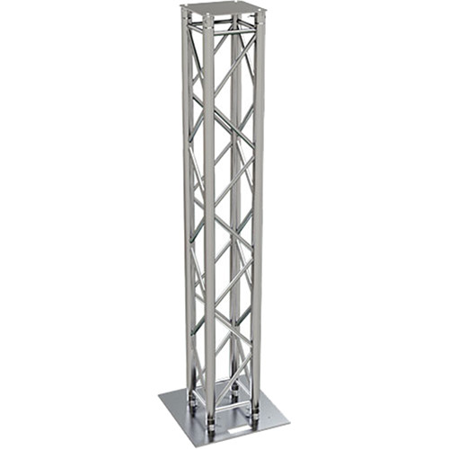 Global Truss F34 Square Truss Totem 2.0A Kit with Cover (6.56')