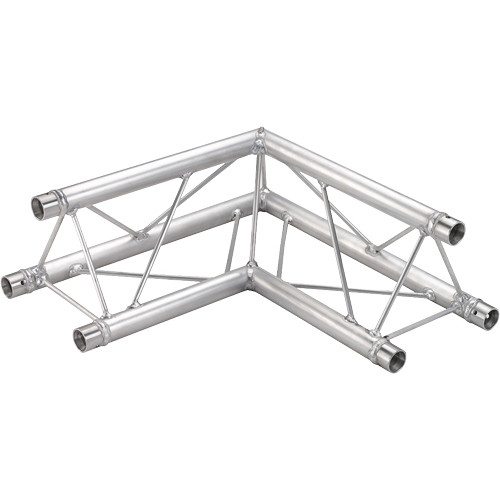 Global Truss 2-Way 90&deg Apex Up/Down Corner for F23 Triangular Truss System (1.64')