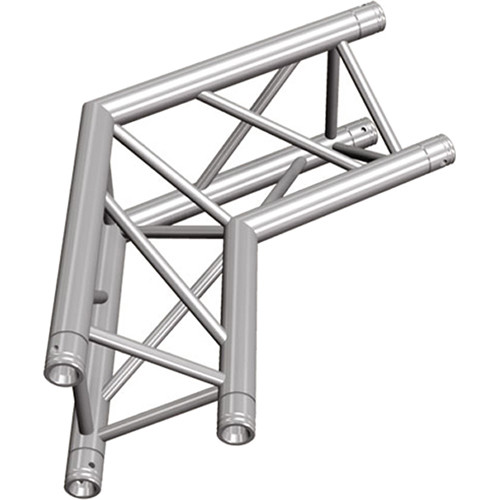 Global Truss Two-Way 120&deg Apex In Corner for F33 Triangular Truss System (1.64')