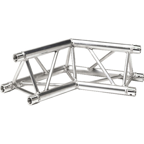 Global Truss Two-Way 120&deg Apex Up/Down Corner for F33 Triangular Truss System (1.64'.)