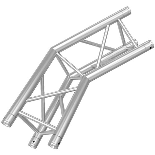Global Truss Two-Way 135&deg Apex In Corner for F33 Triangular Truss System (1.64')