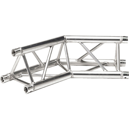 Global Truss Two-Way 135&deg Apex Up/Down Corner for F33 Triangular Truss System (1.64')