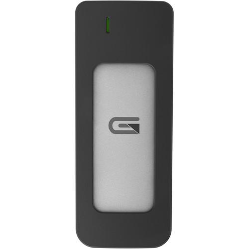 Glyph Technologies 2TB Atom USB 3.1 Type-C External SSD (Silver)