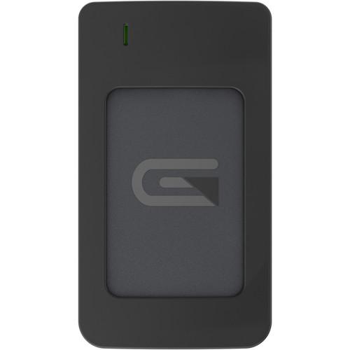 Glyph Technologies Atom RAID 2TB USB 3.1 Type-C External SSD (2 x 1TB, Gray)