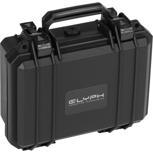 Glyph Technologies Studio Hardshell Case for Studio & StudioRAID Hard Drives (Small)