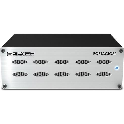 Glyph Technologies 2TB PortaGig 62 External Hard Drive