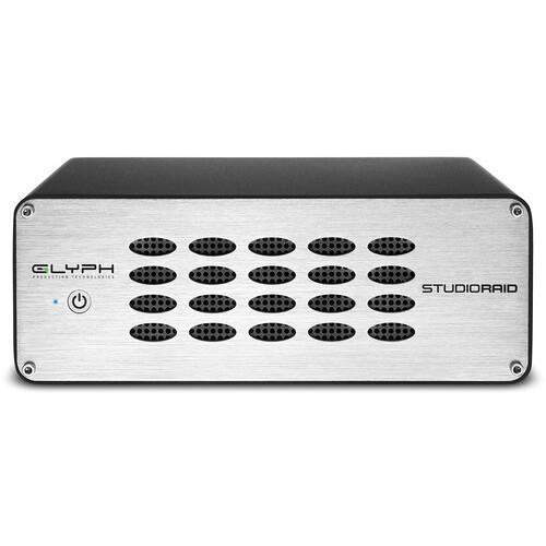 Glyph Technologies StudioRAID 20TB 2-Bay USB 3.1 Gen 1 RAID Array (2 X 10TB)