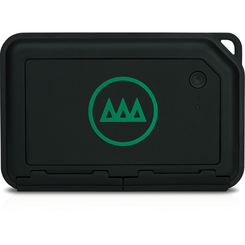 GNARBOX 256GB Portable Backup & Editing System