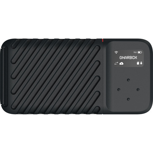 GNARBOX 2.0 SSD 256GB Rugged Backup Device