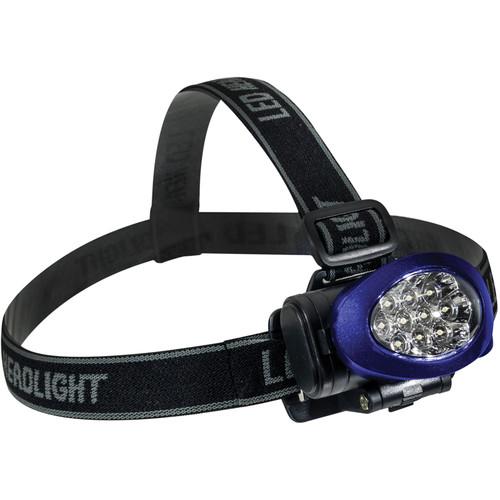 Go Green 10 LED Headlight (Blue)
