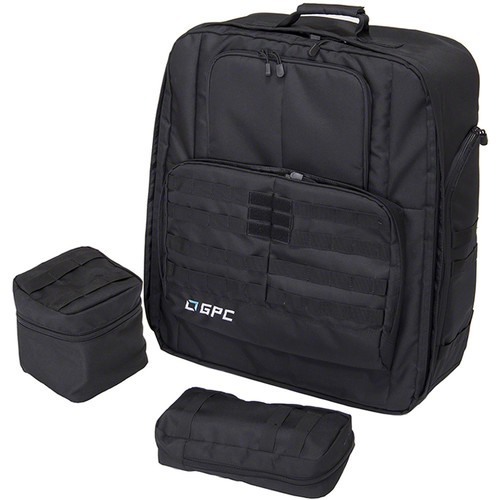 Go Professional Cases Inspire 2 Backpack, Accommodates 2 Cendense, 4 Lenses And 1 Camera Box