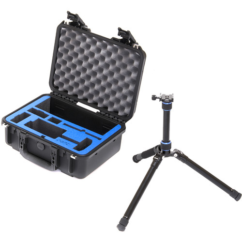 Go Professional Cases DJI D-RTK Ground Station Case with Tripod