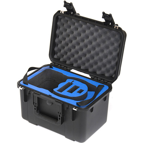 Go Professional Cases Goggles W/Spark And Accessories Hard Case