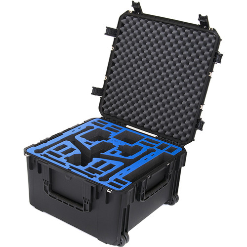 Go Professional Cases Hard Case for DJI Inspire 2, Cendence, CrystalSky, and X7 Camera (Landing Mode)