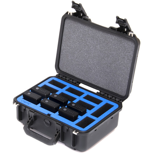 Go Professional Cases Battery Case for DJI Matrice 600 (Up to 12 Batteries, Black)