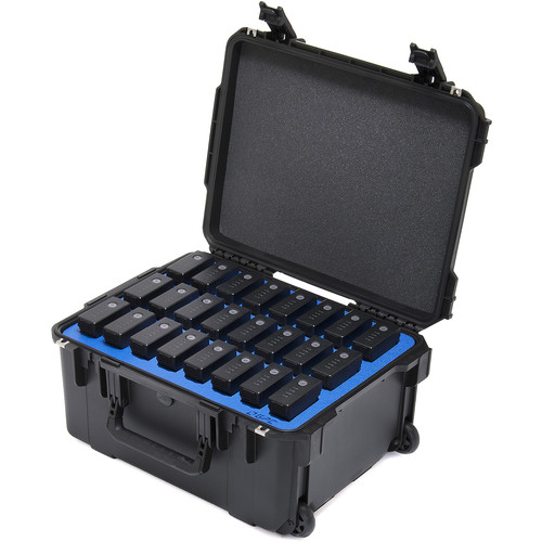 Go Professional Cases Battery Case for DJI Matrice 600 (Up to 24 Batteries, Black)