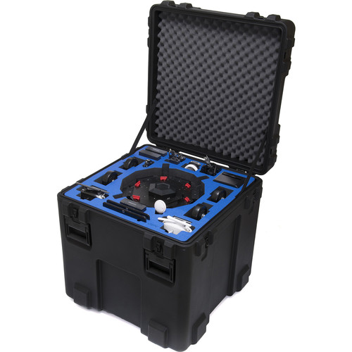 Go Professional Cases Case for DJI Matrice 600 with Ronin-M Gimbal