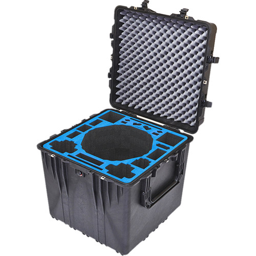 Go Professional Cases Hard Case for DJI Matrice 600 / Matrice 600 Pro with Ronin-MX Attached
