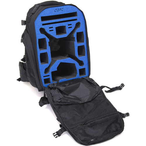Go Professional Cases Backpack for Phantom 4 (Limited Edition, Black)