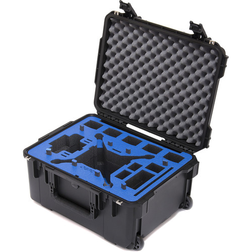 Go Professional Cases Props-On Case for DJI Phantom 4 with Wheels