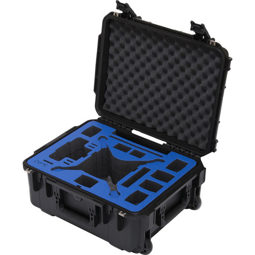 Go Professional Cases Compact Case for DJI Phantom 4 with Wheels