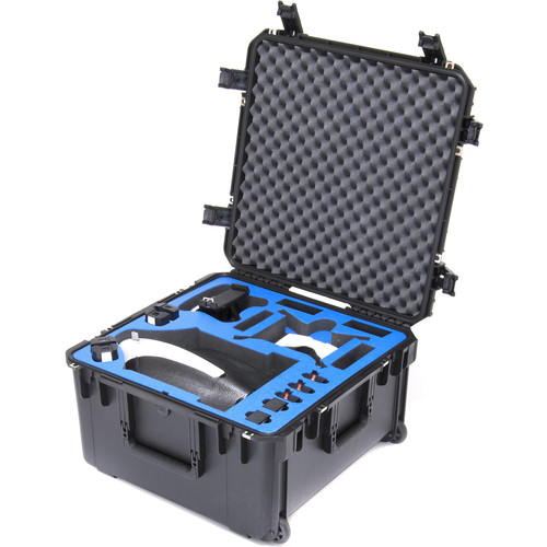 Go Professional Cases Wheeled Hard-Shell Case for Parrot Disco and Bebop 2 Drones
