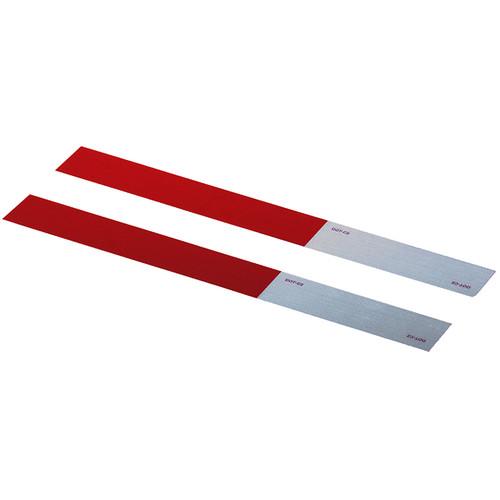 "Go Professional Cases Premium Dot-C2 Reflective Easy Peel Tape Strips 2""X18"" Dot Tape"