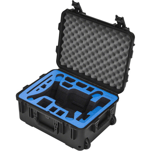 Go Professional Cases Wheeled Hard Case for 3DR Solo & Accessories