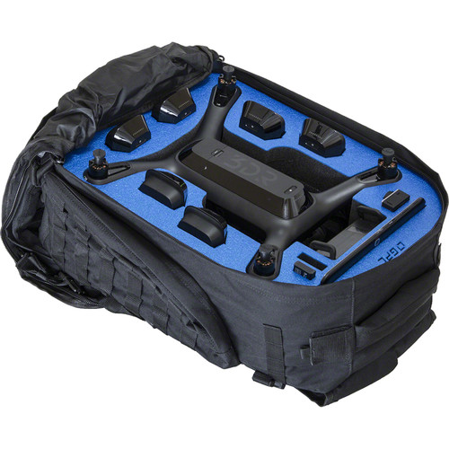 Go Professional Cases Backpack for 3DR Solo Quadcopter (Standard Edition, Black)