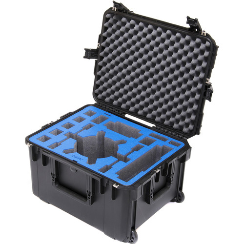 Go Professional Cases Yuneec Hard Case with Battery Slot for Typhoon H with Accessories