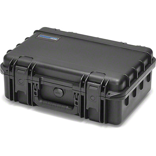 Go Professional Cases Studio XB-306 Watertight Hard Case for Six GoPros
