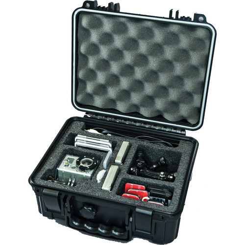 Go Professional Cases XB-500 Hard Case for One GoPro Camera