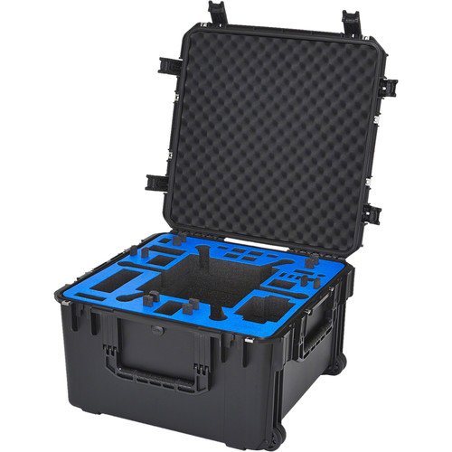 Go Professional Cases Wheeled Case for DJI Flame Wheel F550 Hexacopter and Accessories