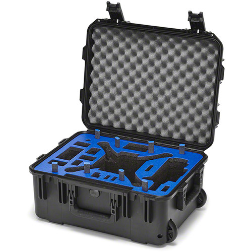 Go Professional Cases XB-DJI-P2W Hard Case for DJI Phantom 2 with Wheels