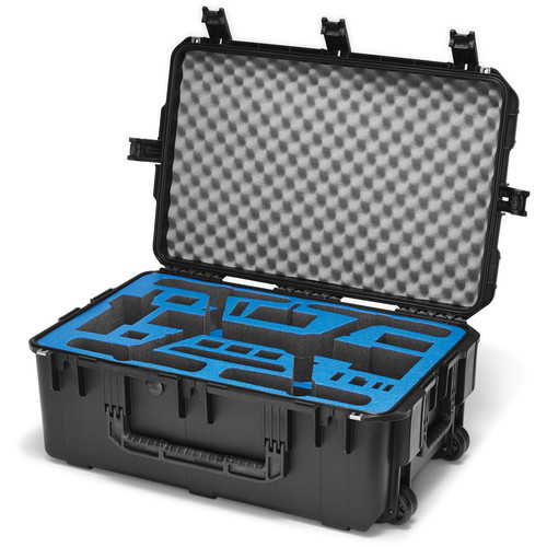 Go Professional Cases XB-QAV-500-540-1 Hard Case for QAV 500, 520 or 540 Quadcopter