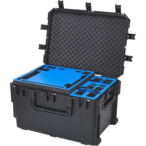 Go Professional Cases Case for DJI S900 with Zenmuse Gimbals, Short Landing Gear, and Accessories