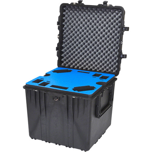Go Professional Cases Case for DJI S900 with Zenmuse Gimbals, Tall Landing Gear, and Accessories